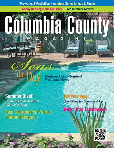 [Columbia County Magazine Cleins Rare Coins Interview with Steve Damron.]